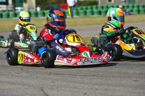 Top Sportsman racers David Malukas (79), Brandon Lemke (01), Anthony Gangi Jr. will continue their battle in New Castle (Photo: NCRM)