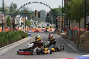 Todd Bolton and Mike Dittmer in Yamaha Senior Pro (Photo: Joe Brittin)