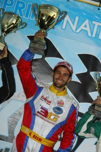 Garrett Boone was awarded the win in S2 for his first visit to the top of the podium (Photo: On Track Promotions - otp.ca)