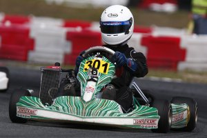 Logging several laps of testing in the past month, Ralston feels as if he is ready for the upcoming Rotax competition (Photo: Roger Ralston Jr. Racing)