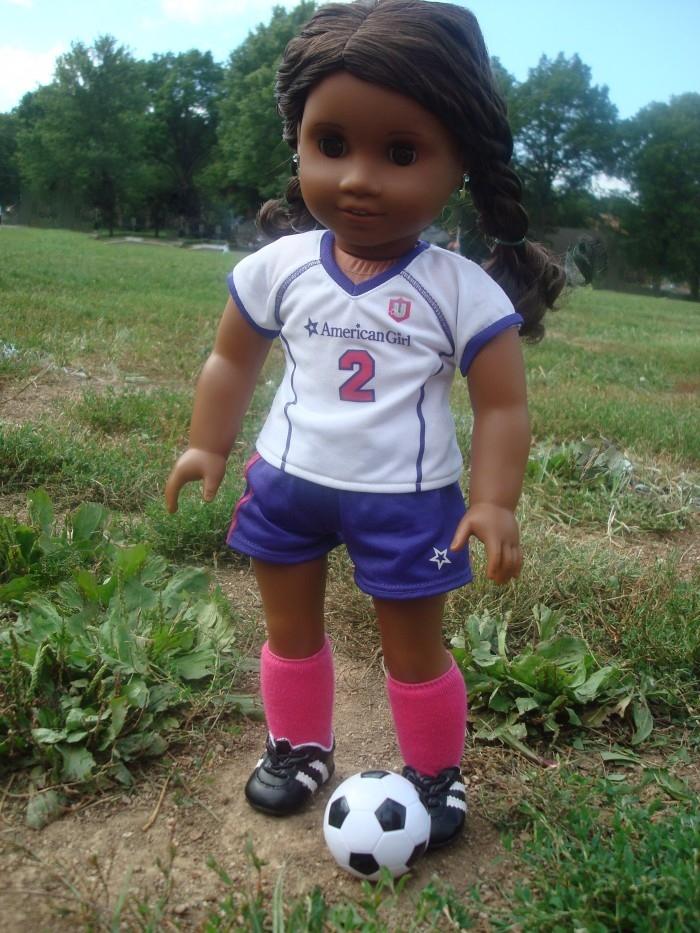 Jamie soccer