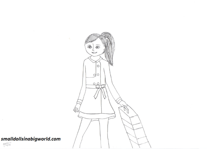 Grace Coloring Page 3