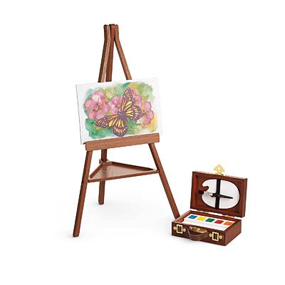 painting set.