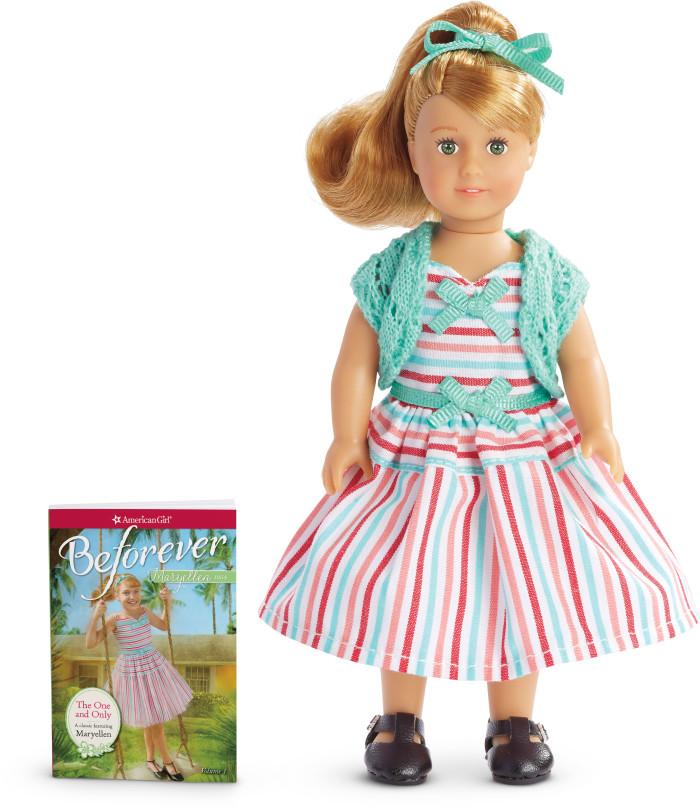 Mary Ellen mini doll