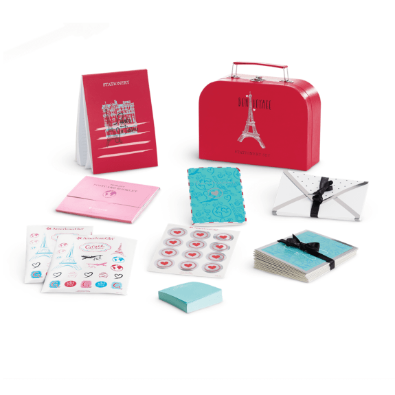Grace's Stationary Set