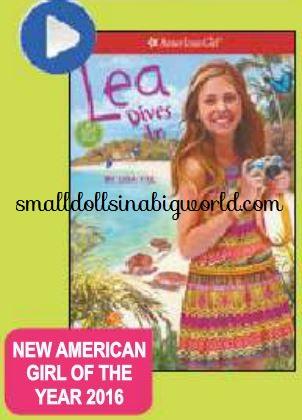 lea clark book cover!
