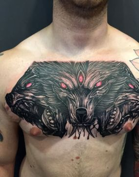 wolf tattoo meaning