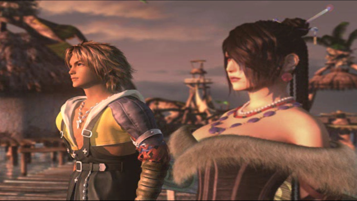 Final Fantasy X USA ISO
