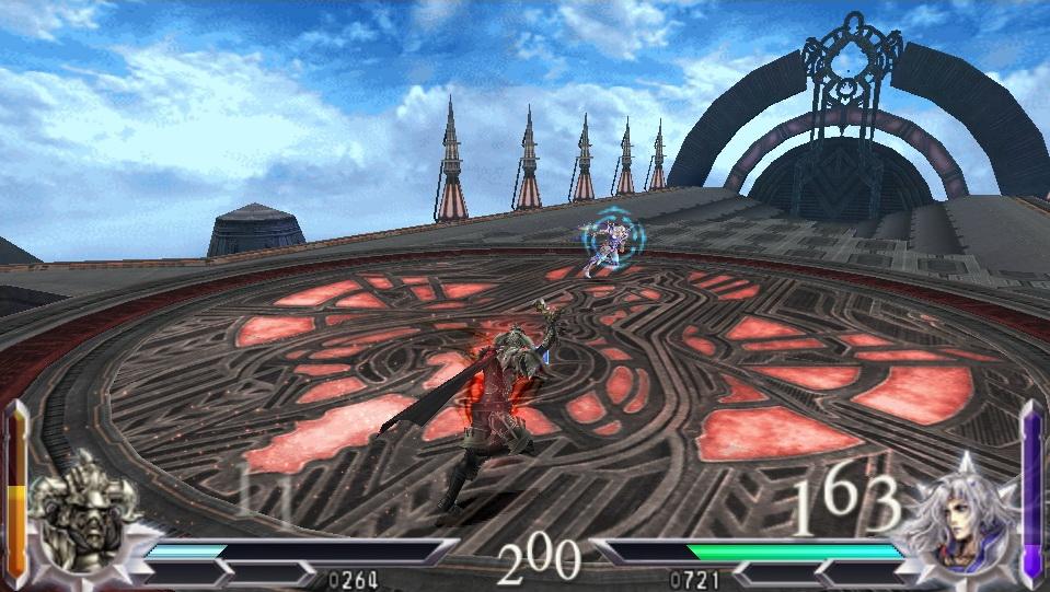 Dissidia 012 Duodecim Final Fantasy Europe ISO