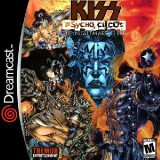 Screenshot Thumbnail / Media File 1 for Kiss Psycho Circus The Nightmare Child