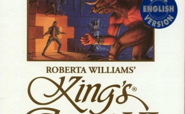 King S Quest 6 Heir Today Gone Tomorrow Cd Dos