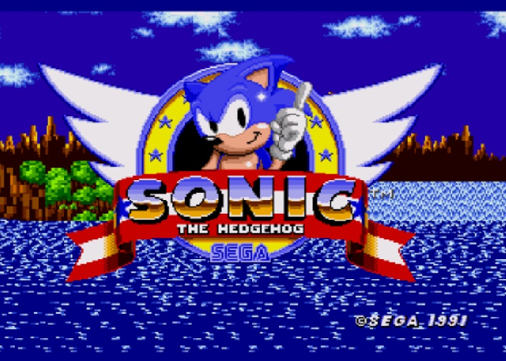 Sonic the hedgedog 1991