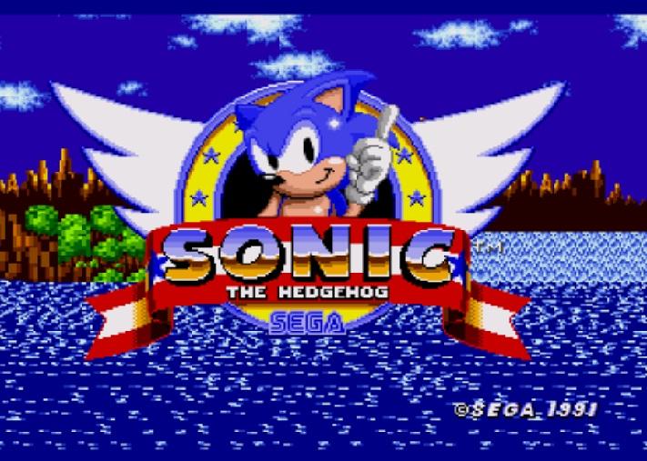 Sonic the hedgedog 1991