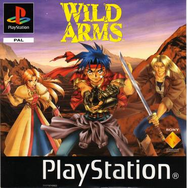Wild Arms E ISO