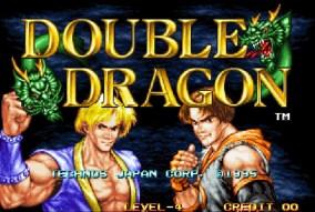 double dragon neo geo 1