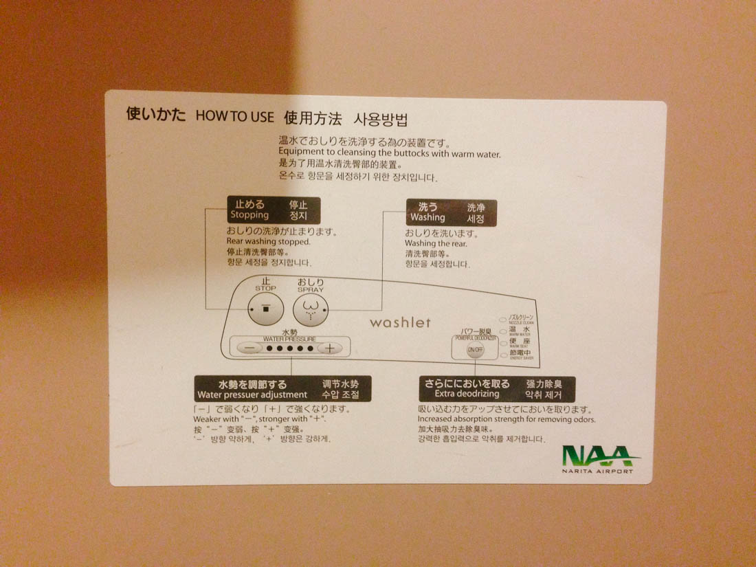 """Atypical typos, but the funniest part must be """"Equipment to cleansing the buttocks with warm water"""""""