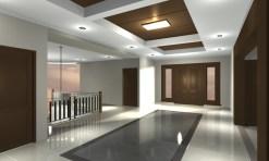 Interior Rumah di Perumahan Villa Kalijudan (2)