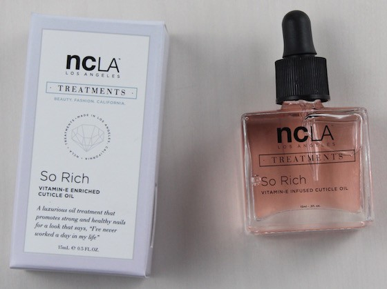 POPSUGAR Must Have Box September 2015 Review + Coupon NCLA