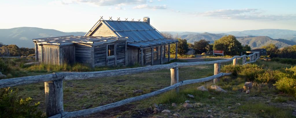 Victorian Alps - Craig's Hut      Buy Now