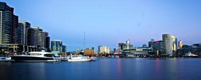 Melbourne Docklands Buy Now