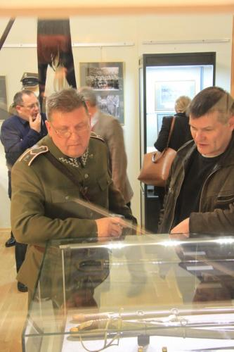 11.03.2014 r. Otwarcie wystawy Ułani z Wołynia 129