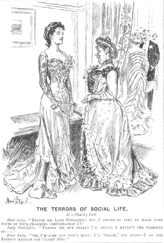 Guest post: Fashion Press Coverage in the Late Nineteenth Century: A Churchill Family Example
