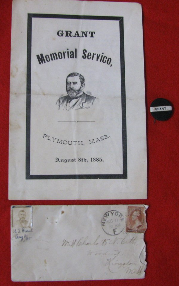 19th Century Mourning Stationary