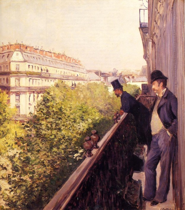 Gustave_Caillebotte_A_Balcony