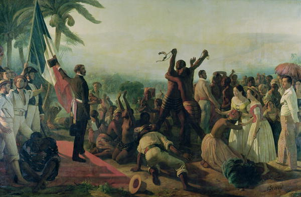 Proclamation-of-the-Abolition-of-Slavery-in-the-French-Colonies-1849-xx-Francois-Auguste-Biard