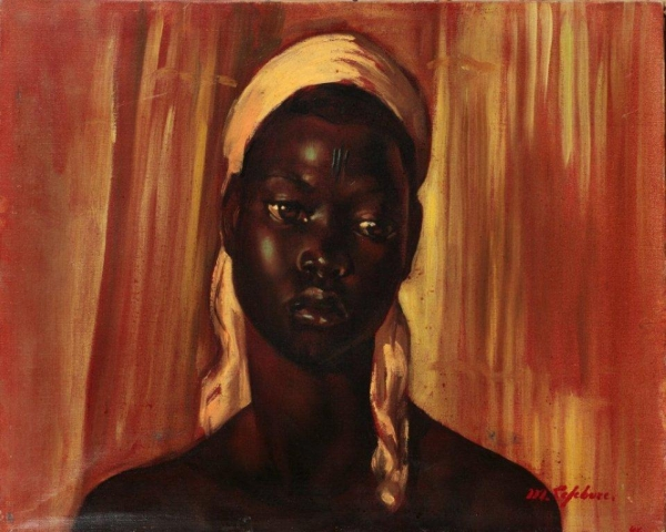 lefebre_african_woman