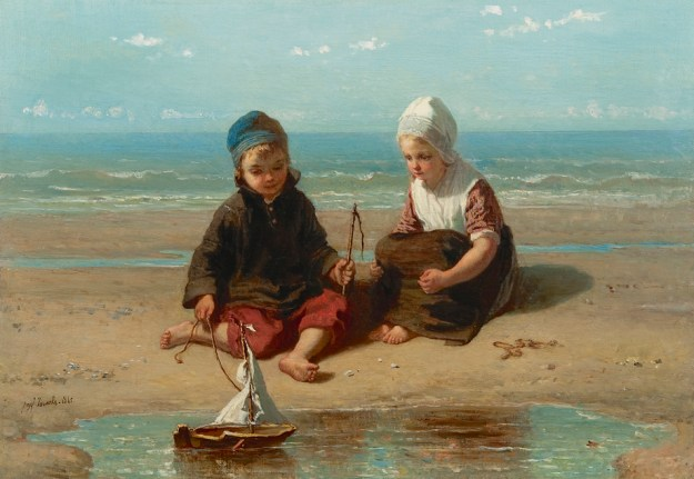 israels-children_at_the_sea