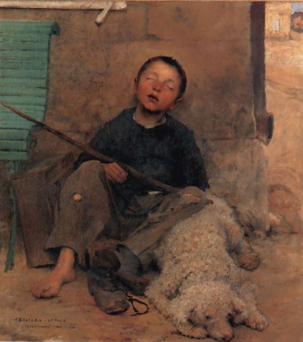 Jules_Bastien-Lepage_The_Blind_Beggar