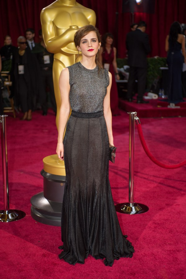 Fashion Trends Form Oscars 2014 Red Carpet