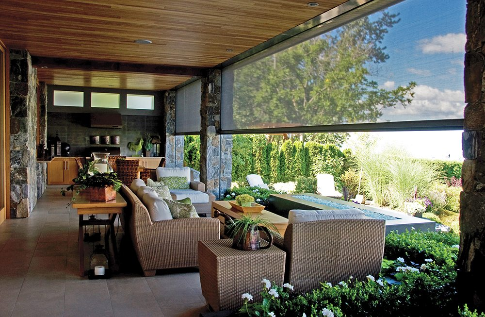 retractable screens shade and shutter