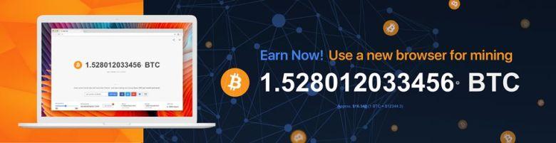 Get a Bitcoin free Mining