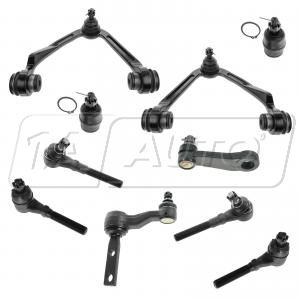 1997-2002 Ford Expedition 4WD Front Suspension Kit (with 2
