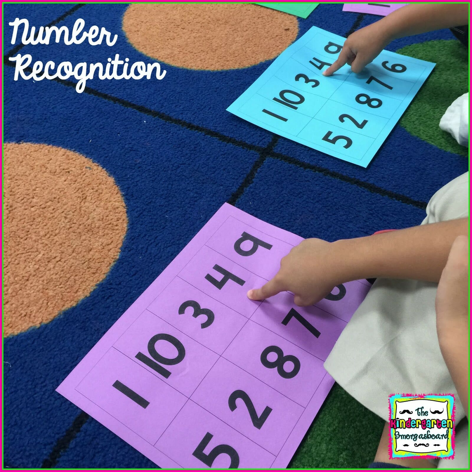 Easy Number And Counting Assessments