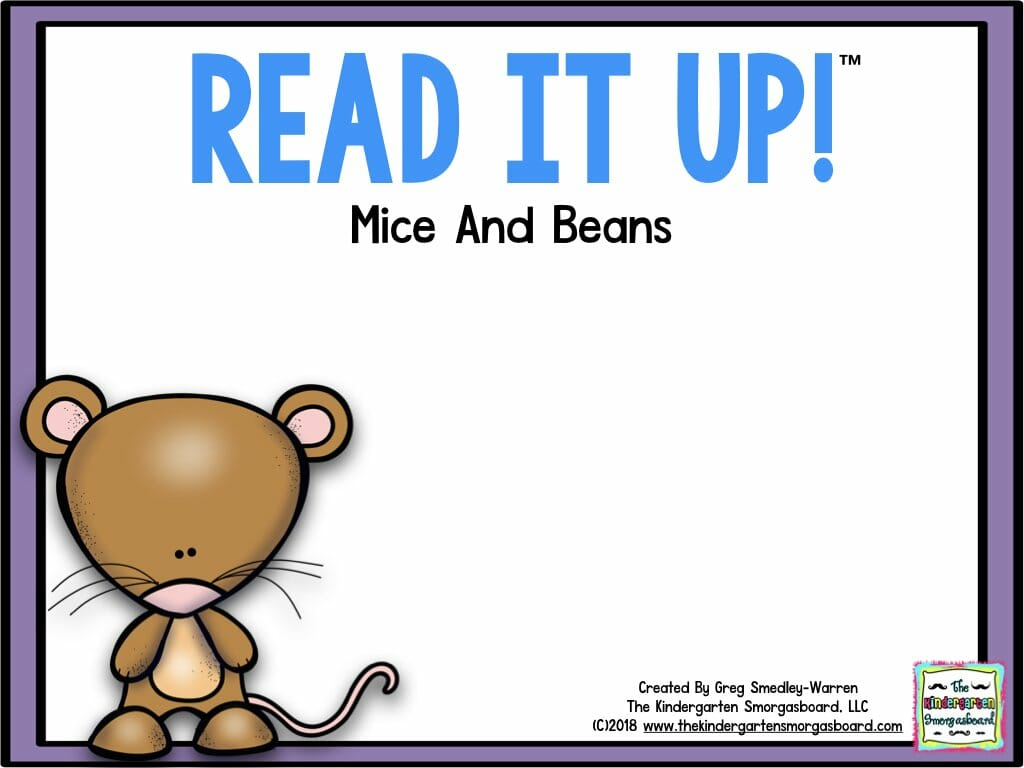 Read It Up Mice And Beans Pics 001 X 2x