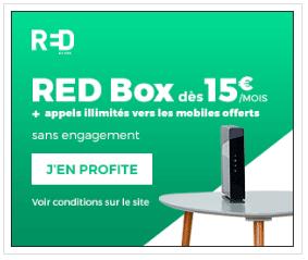 box red sfr promo
