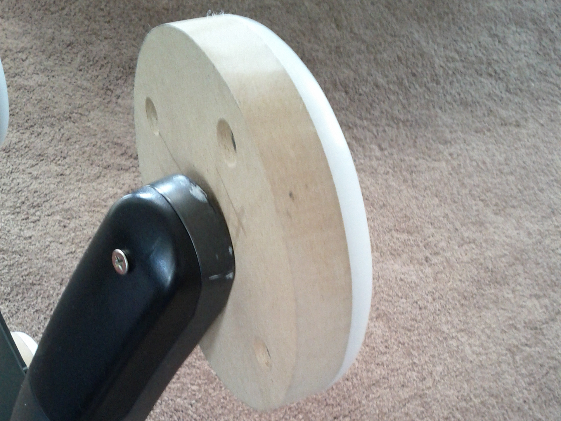 Office Chair Glides  Make DIY Projects HowTos