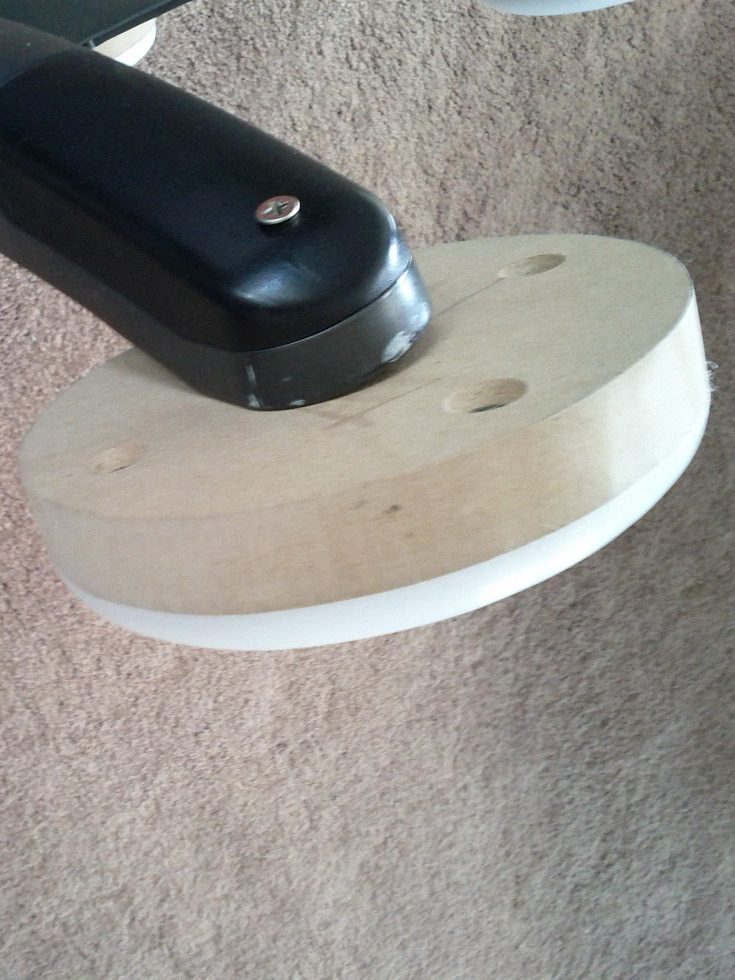 Chair Feet Office Chair Glides Make Diy Projects How Tos