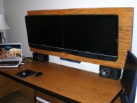 Custom Computer Desk | Make: DIY Projects, How-Tos ...