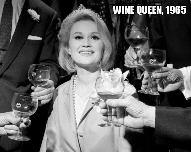 Miss Wine, 1965