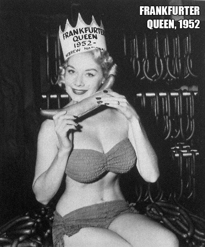 Miss Sausage, 1952