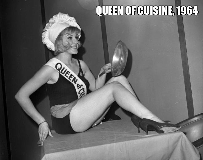 Miss Cuisine, 1964