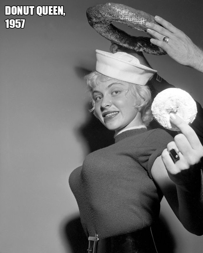 Miss Donut, 1957