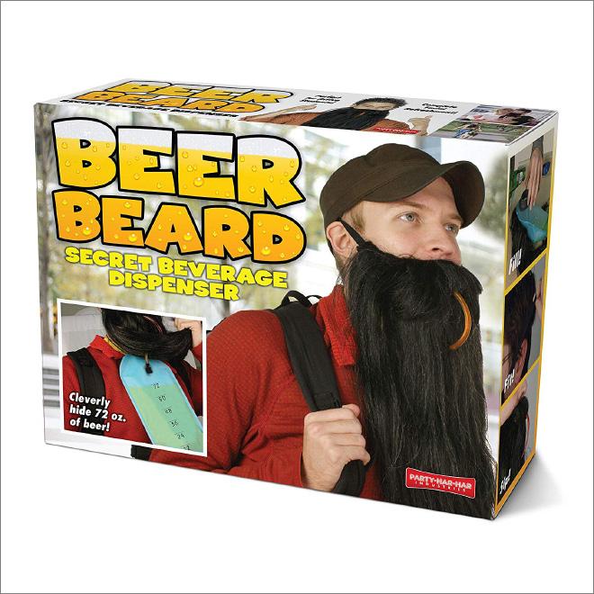 Beer Beard.
