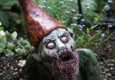 Zombie Garden Gnomes: The Perfect Way To Keep Everyone From Your Lawn