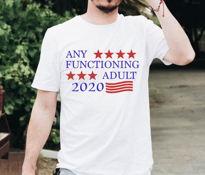Anyone but Trump!