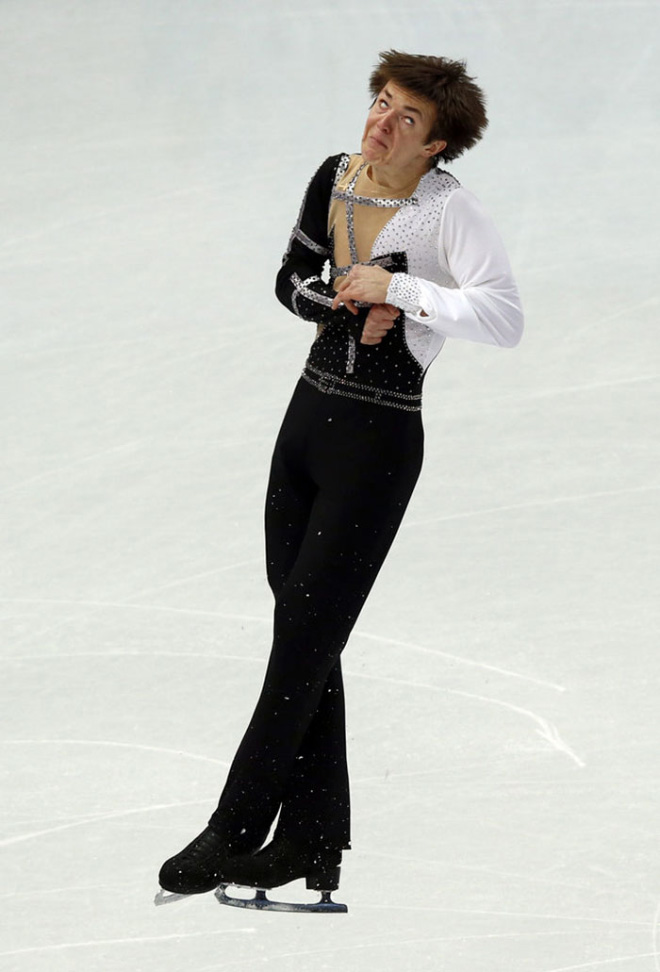 Figure skating is so majestic!